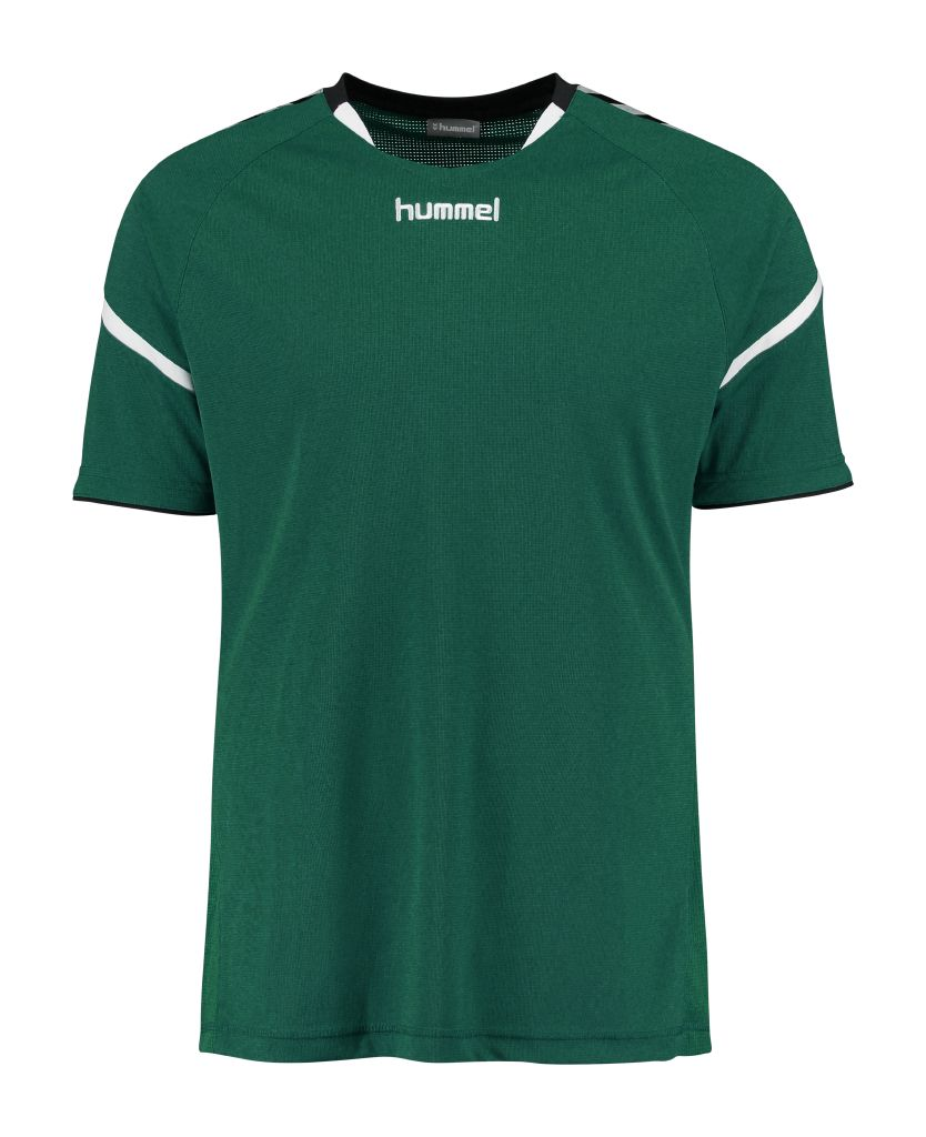 Футболка детская Hummel AUTH. CHARGE SS POLY JERSEY