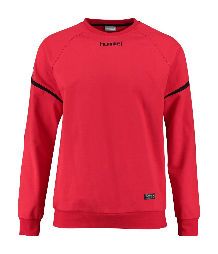 Свитшот AUTH. CHARGE COTTON SWEATSHIRT