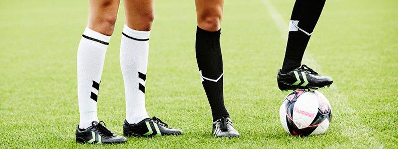 Футбольные гетры hummel
