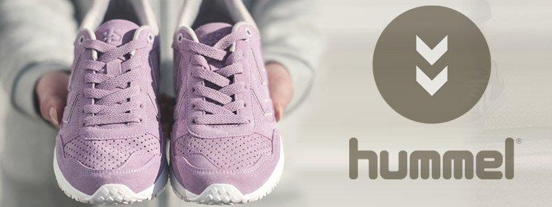 Купить кроссовки Hummel