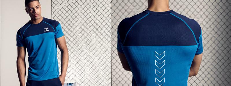 Одежда для фитнеса Hummel