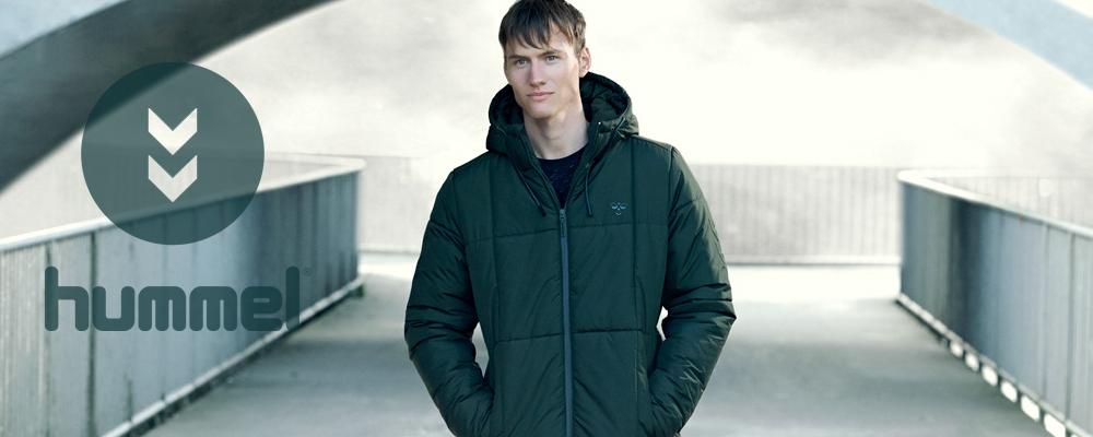 Мужские куртки, мужские парки Hummel