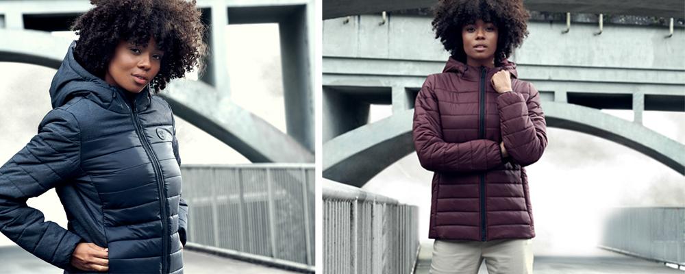 Женские куртки Hummel, Женские парки Hummel