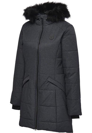 Пальто, вид полуоборот