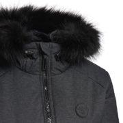 Пальто, вид лого