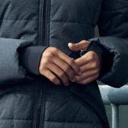 Пальто, вид манжет