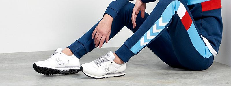 Женские кроссовки для тренировок Hummel