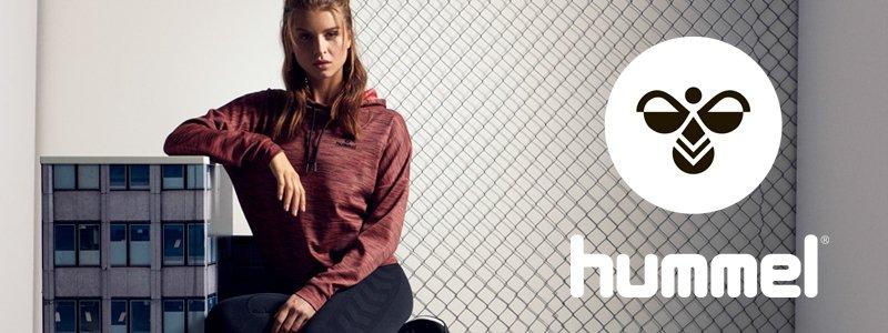 Женские кофты и свитшоты Hummel
