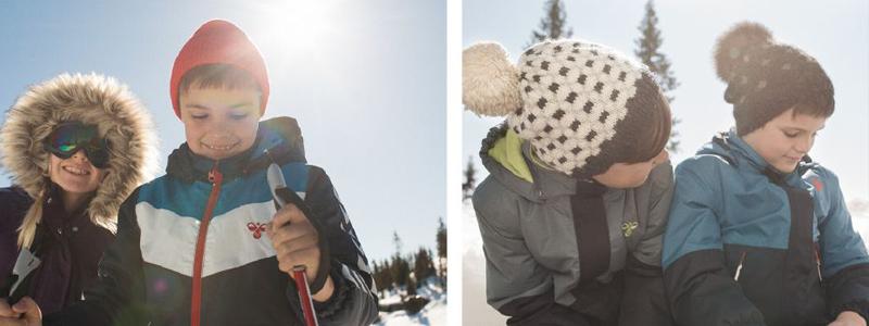 Лыжные костюмы для детей