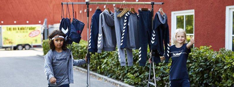 Детская спортивная одежда Hummel