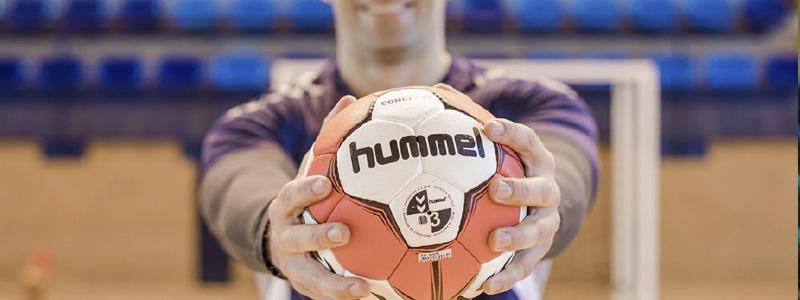 Липа гандбольная, насосы для мячей, спортивные напульсники