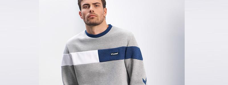Свитшот Hummel, толстовки, свитера