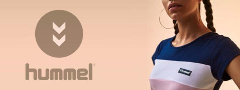 Женские футболки  Hummel, женские майки Hummel