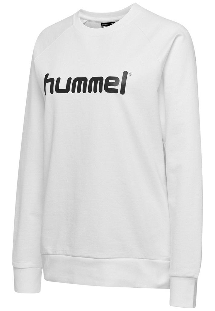 Свитшот женский HMLGO COTTON LOGO SWEATSHIRT WOMAN