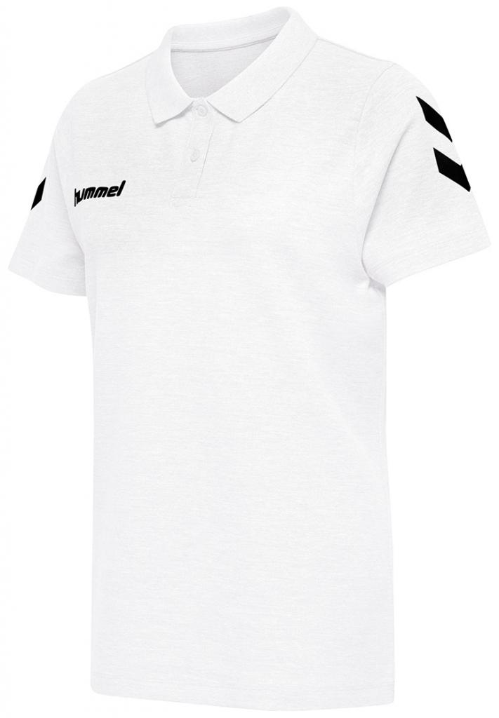 Поло женское HMLGO COTTON POLO WOMAN
