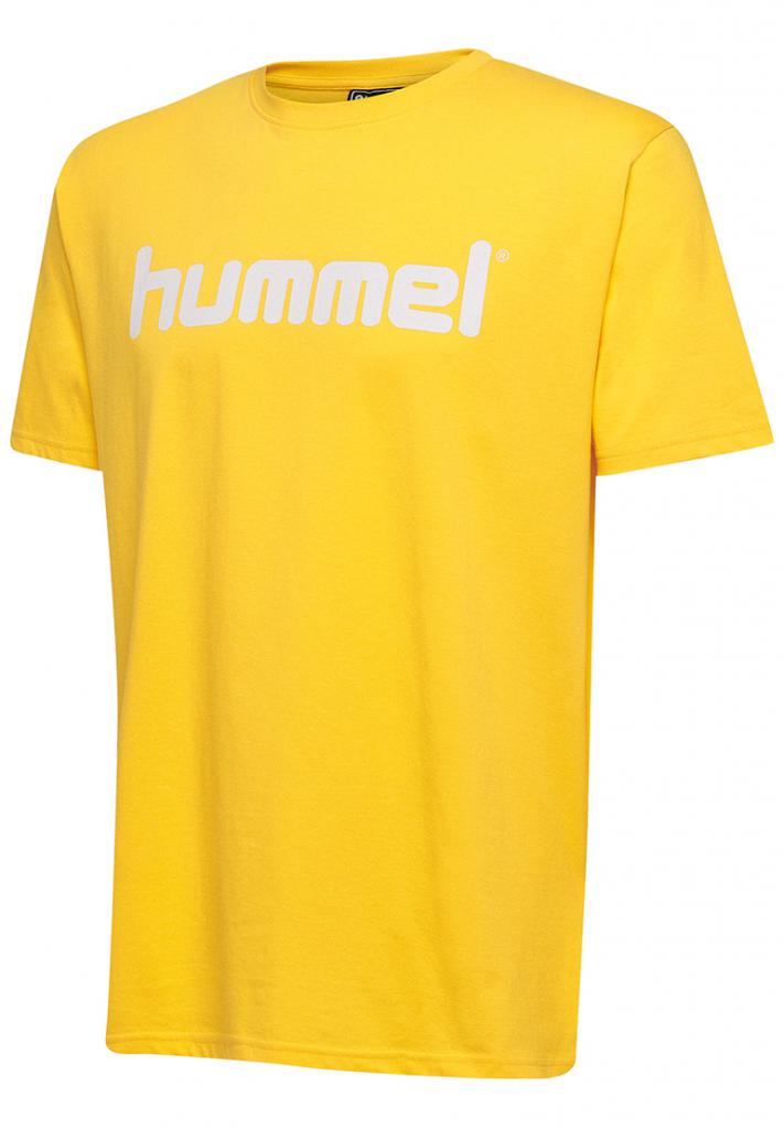 Футболка HMLGO COTTON LOGO T-SHIRT S/S