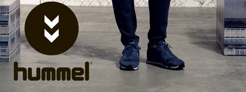 Мужские ботинки Hummel.