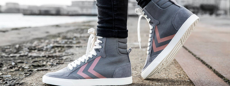 Женские ботинки Hummel