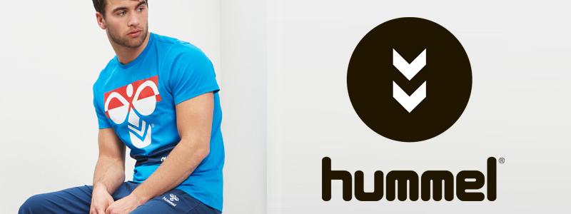 Мужские футболки Hummel